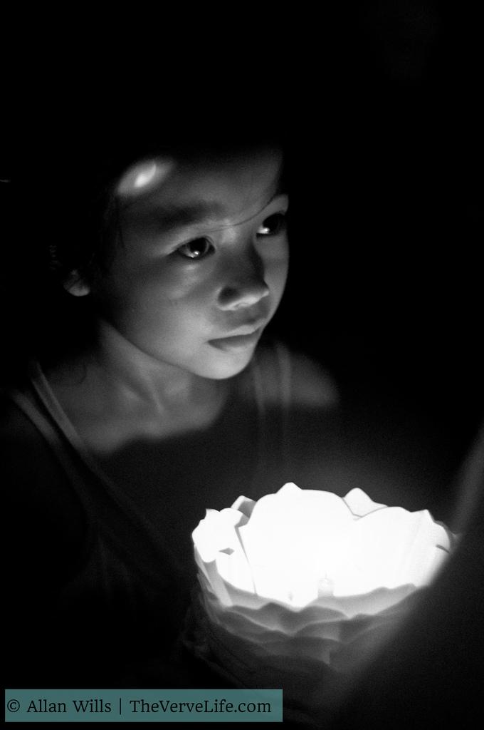 Candle Girl Vietnam