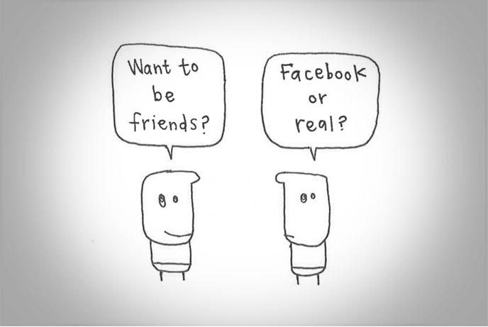 "Facebook Destroys Real Life? Depends What You ""Like"""