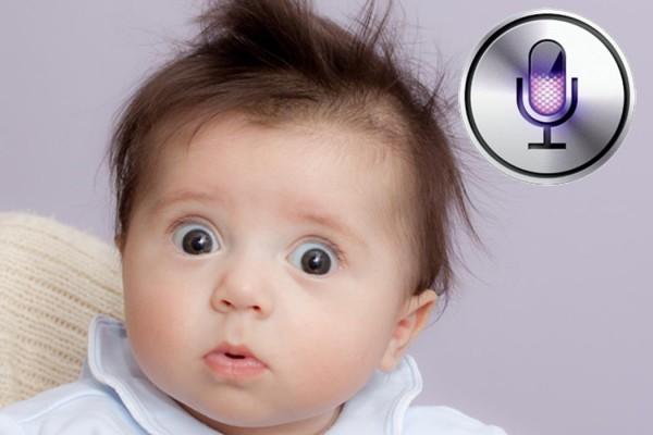 Baby vs Siri