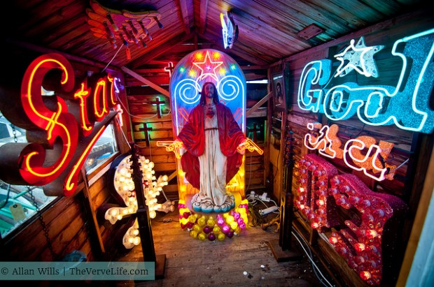 God's Own Junkyard