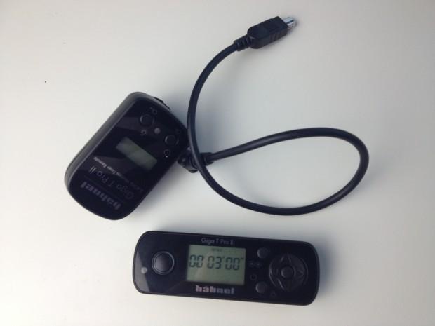 Remote DSLR trigger