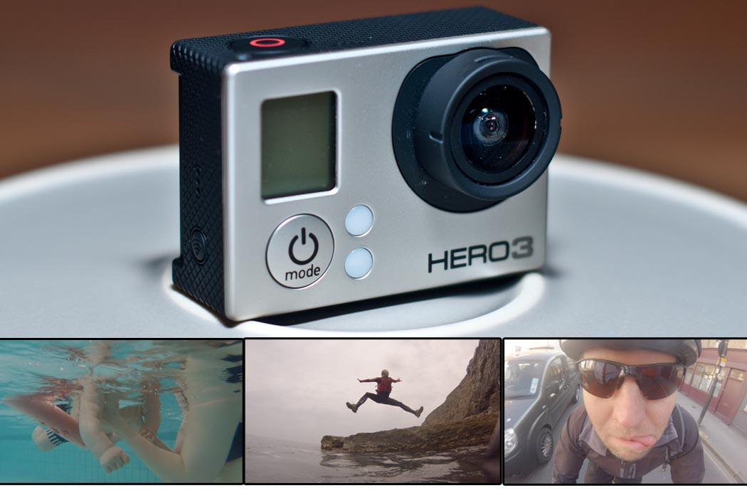 GoPro Camera Hero 3 <br/> Product Review Video (2:51)