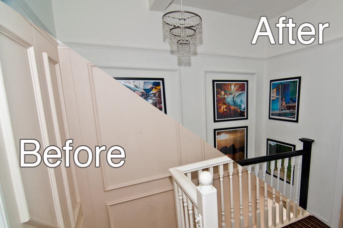 "How to ""Gallery-ize"" <br/> Your House 