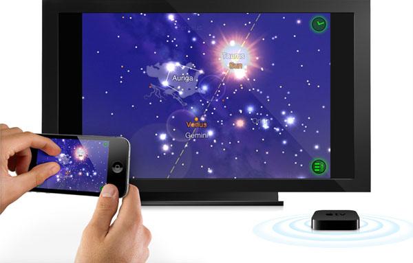 iPhone mirroring - apple tv